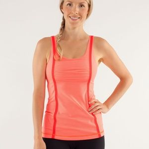 Lululemon Tonka Stripe Flare Wholehearted Tank Top